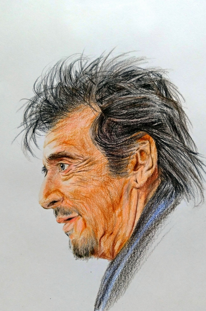 Al Pacino par linshyhchyang